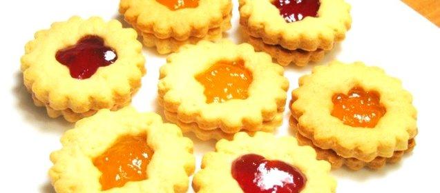 Домашнее печенье минутка
