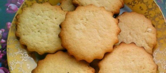 Печенье на майонезе рецепты с фото простые