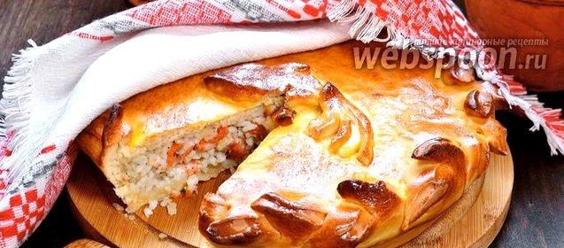 Пирог из судака рецепты пошагово