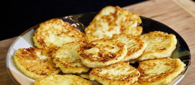 Рецепт вкусных пышных сырников творога фото