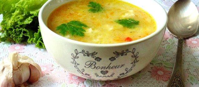 Рецепты супы с клецками рецепты простые и вкусные