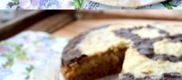 Черный бисквит рецепт с фото пошагово