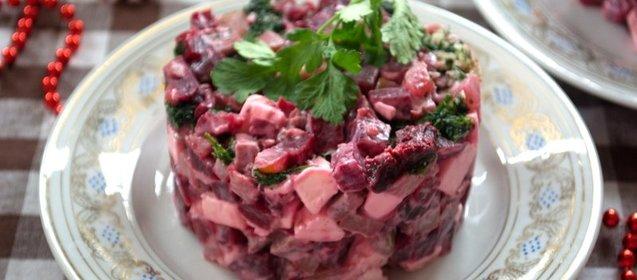 Салат язык говяжий рецепт приготовления с