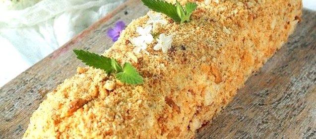 Слоеные торты рецепт с пошагово