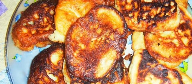 Оладьи в духовке пошаговый рецепт фото