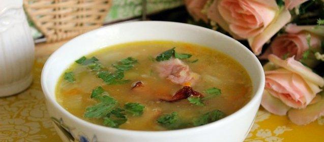 Как приготовить суп гороховый пошаговый рецепт
