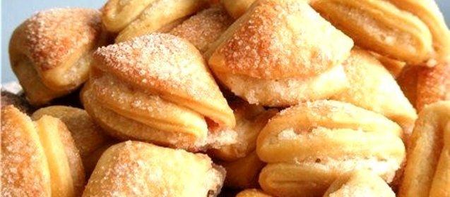 Творожное печенье маргарине рецепт фото