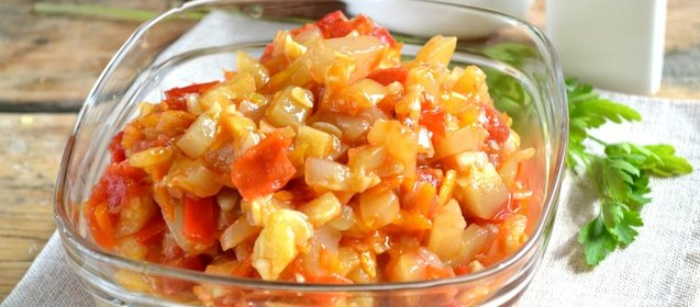 Кабачковая икра с помидорами пошаговый рецепт с фото