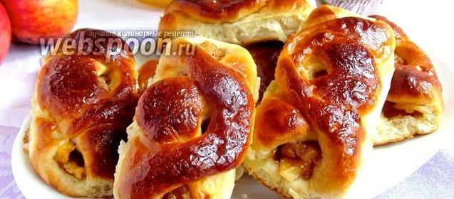 Расстегай с яблоками рецепт с пошагово в духовке