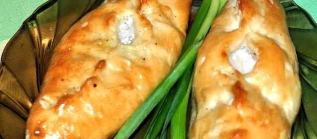 Расстегай с консервой и рисом рецепт пошагово