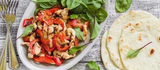 салаты итальянской кухни фото