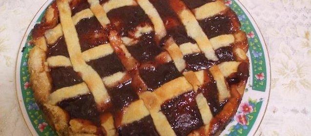 Пироги рецепты с пошагово с вареньем