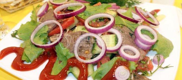 Домашняя кухня салаты с