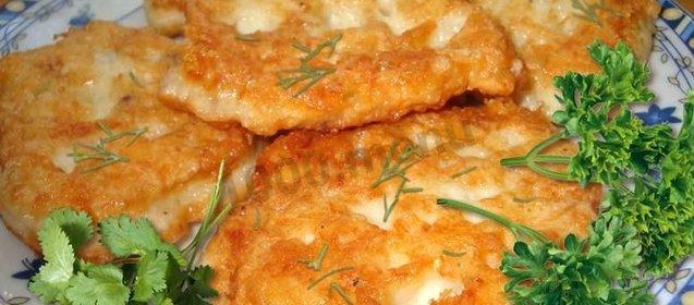 Щука рецепты приготовления на сковороде пошагово