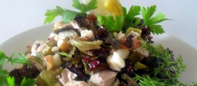 Салат из вареной говядины рецепты простые и вкусные