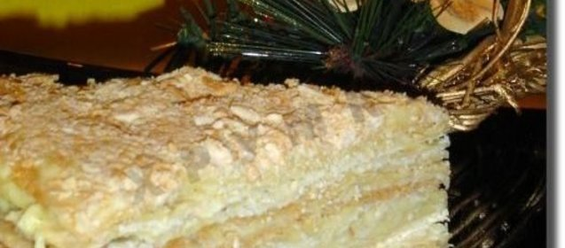 Рецепты классических тортов с фото