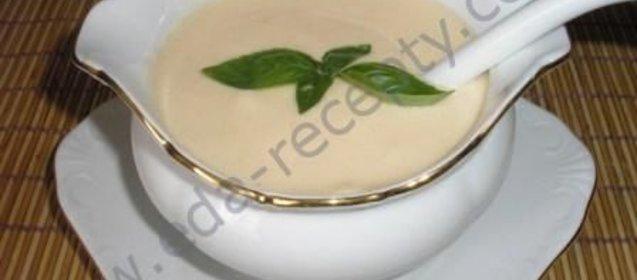 Соус белый рецепты