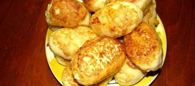 Картофельные клецки с фаршем рецепт в домашних условиях