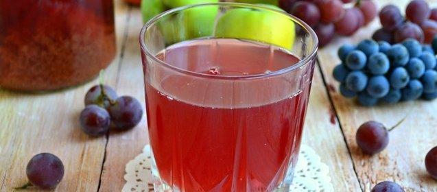 Виноградное сок в домашних условиях простой рецепт
