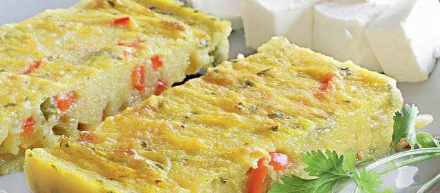 Каша из тыквы в духовке - пошаговый рецепт с фото