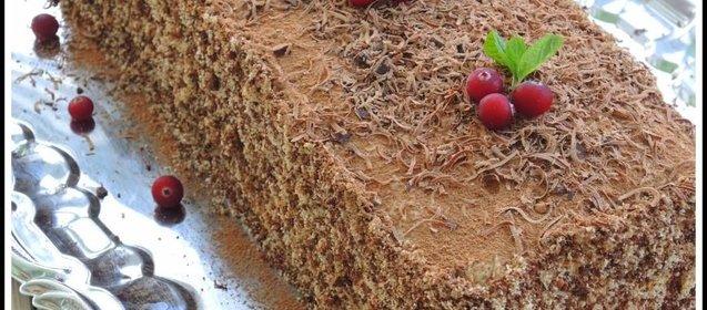 Торт швейцарский фото