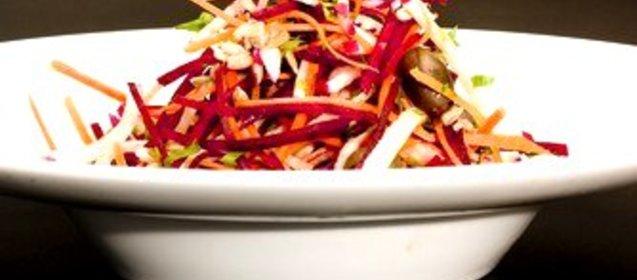 Рецепт зимних салатов в домашних условиях