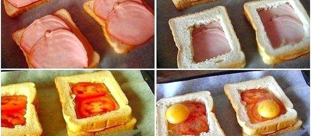 Как сделать вкусные бутерброды рецепт