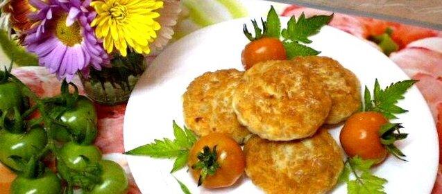 Котлеты из геркулеса рецепты простые и вкусные