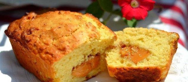 Вкусный творожный кекс рецепт с фото простой