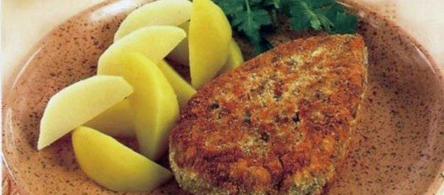 Грибные котлеты рецепт с пошаговым фото в духовке