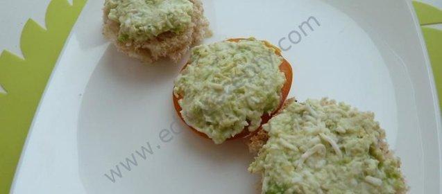 Закуски из авокадо с фото