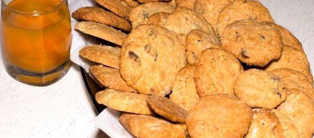 Как приготовить мягкое вкусное печенье