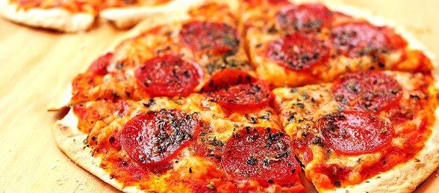 Американская пицца рецепт пошагово