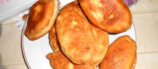 Рецепт пирожков домашних с пошагово