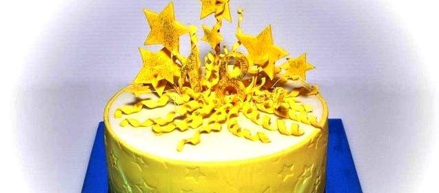 Рецепт торта на 18 лет