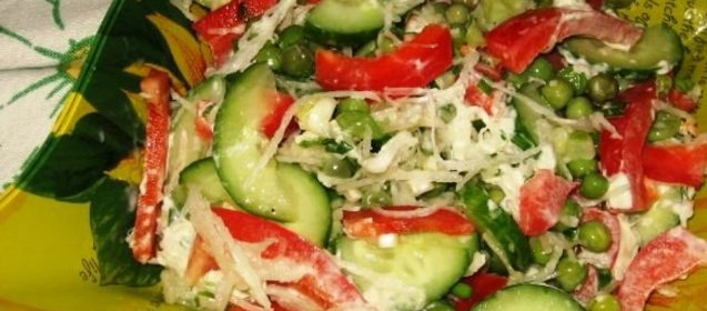 Дайкон рецепты салатов фото
