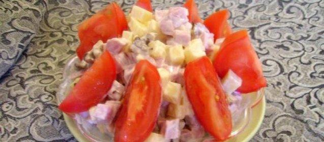 населенных мест с чем сочитается ветчина в салате трать время