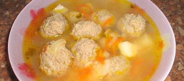 Суп из спаржи рецепт