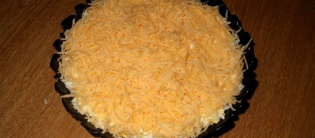 Рецепт салата грибы под шубой