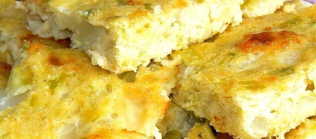 Запеканка капусты рецепт с фото пошагово