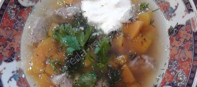 Рецепт супа из свинины с фото
