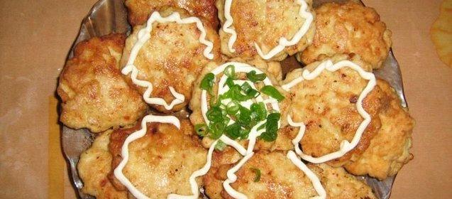 Котлеты из курицы рецепт с пошаговым