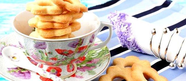 Печенье на рассоле пошаговый с фото