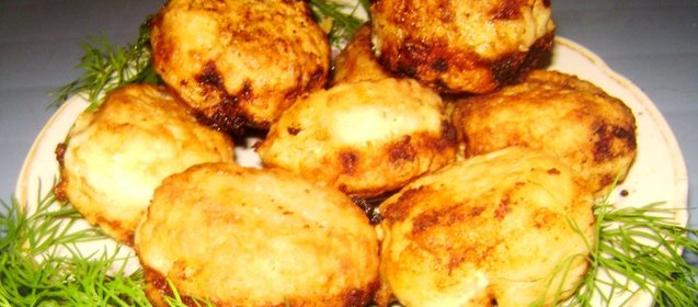 котлеты рыбные рецепт с фото на сковороде