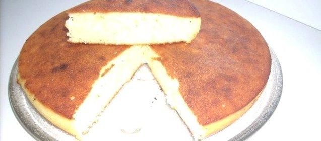 Манный пирог рецепт с фото