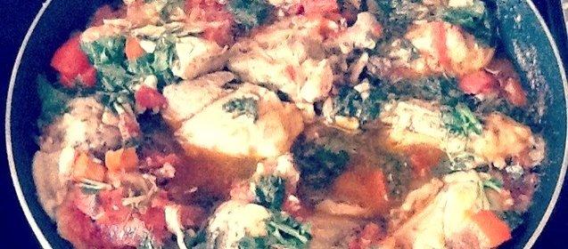 Пошаговые рецепты с чахохбили