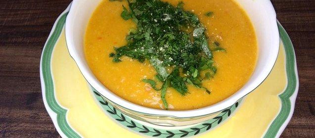 Суп пюре овощной рецепт с фото