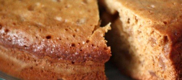 Бисквит в мультиварке с вареньем рецепты с фото