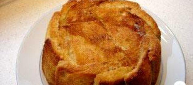 Шарлотка рецепт из яблок простой рецепт со сметаной пошаговый рецепт с
