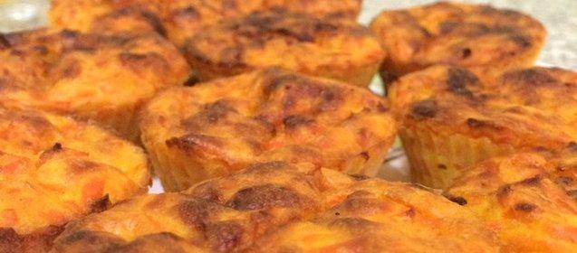 Котлеты морковные пошаговый рецепт с фото